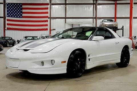 1999 Pontiac Firebird for sale in Grand Rapids, MI