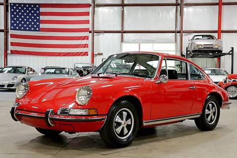 1969 Porsche 911 for sale in Grand Rapids, MI