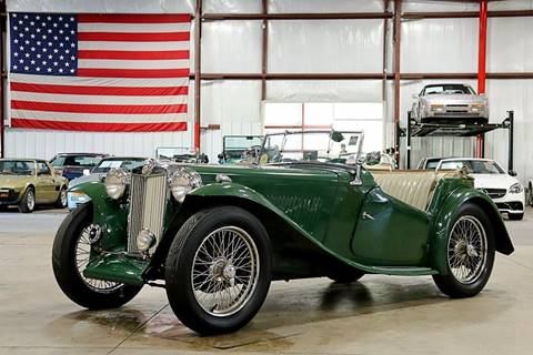 1947 MG TC for sale in Grand Rapids, MI
