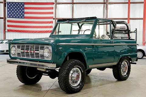 Excellent 1967 Ford Bronco For Sale In Grand Rapids Mi Gamerscity Chair Design For Home Gamerscityorg