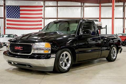 2002 GMC Sierra 1500 for sale in Grand Rapids, MI