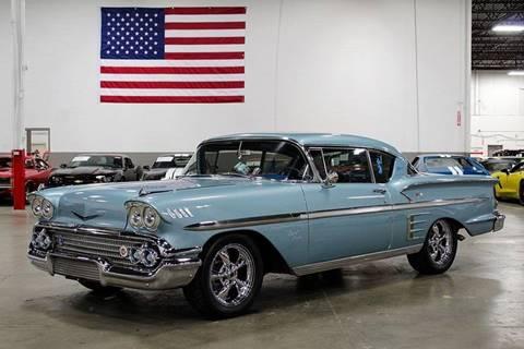 1958 Chevrolet Impala for sale in Grand Rapids, MI