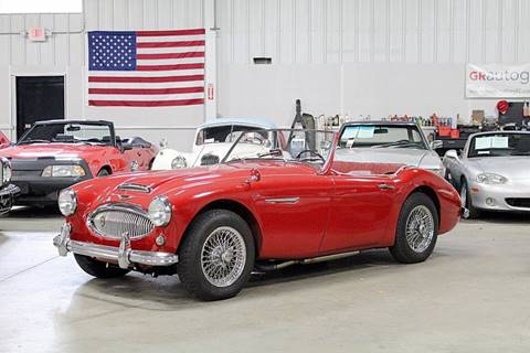 1962 Austin-Healey 3000 MKII for sale in Grand Rapids, MI
