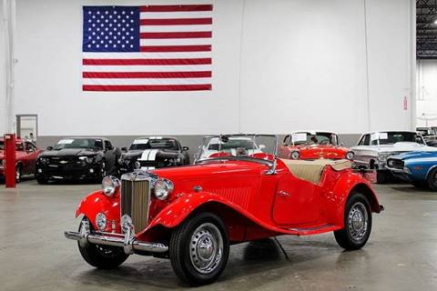 1950 MG TD for sale in Grand Rapids, MI