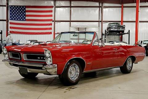 1965 Pontiac GTO for sale in Grand Rapids, MI