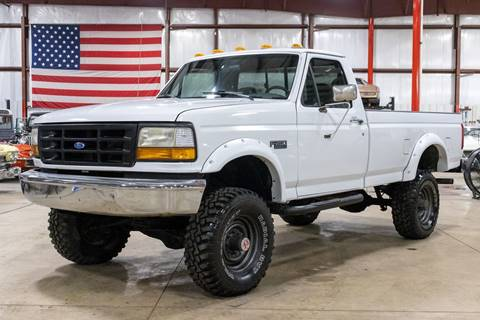 1992 Ford F-250 for sale at GR Auto Gallery in Grand Rapids MI