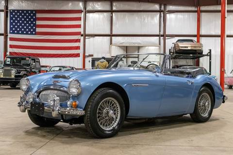 1967 Austin-Healey 3000 for sale at GR Auto Gallery in Grand Rapids MI