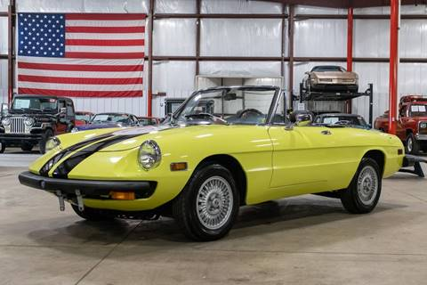 used 1976 alfa romeo spider for sale in albany ny carsforsale com carsforsale com