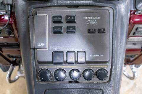 1990 Honda Goldwing