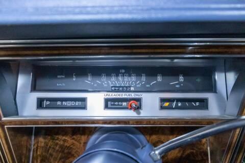 1984 Oldsmobile Ninety-Eight