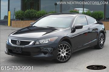 2010 Honda Accord for sale in Nashville, TN