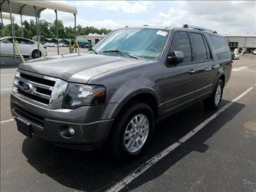 2012 Ford Expedition EL for sale in Nashville, TN