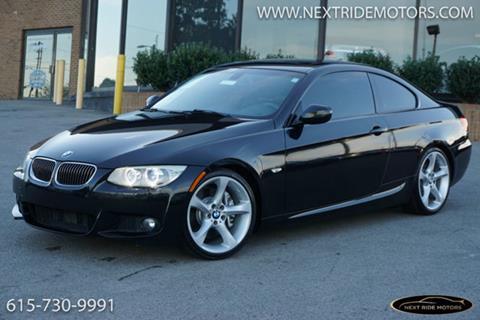 2012 BMW 3 Series for sale in Nashville, TN