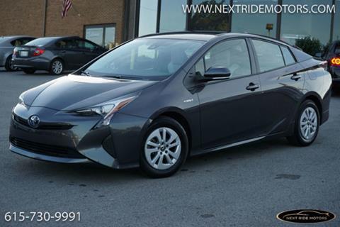 2017 Toyota Prius for sale in Nashville, TN