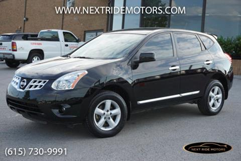 2013 Nissan Rogue for sale in Nashville, TN