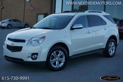 2013 Chevrolet Equinox for sale in Nashville, TN