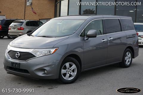 2014 Nissan Quest for sale in Nashville, TN