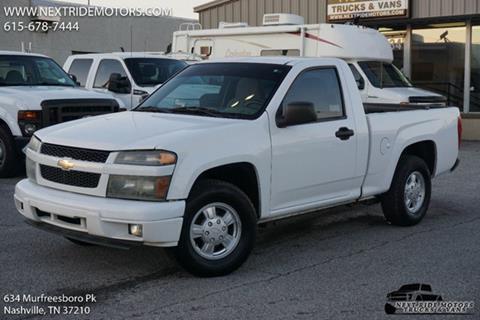 Chevrolet colorado for sale in nashville tn for Franklin motors nashville tennessee