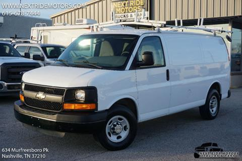 Used Cargo Vans For Sale In Nashville Tn Carsforsale Com
