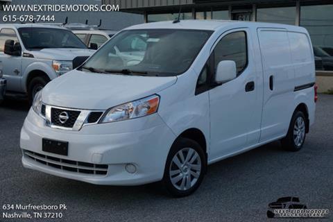2015 Nissan NV200 for sale at Next Ride Motors in Nashville TN