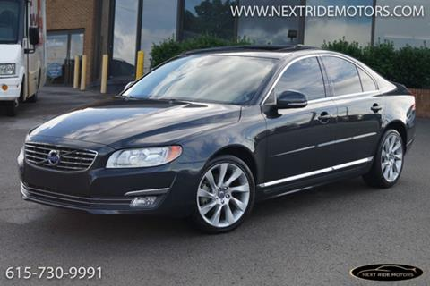 2016 Volvo S80 >> 2016 Volvo S80 For Sale In Tallahassee Fl Carsforsale Com