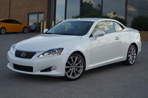 Lexus IS 250C For Sale - Carsforsale.com®