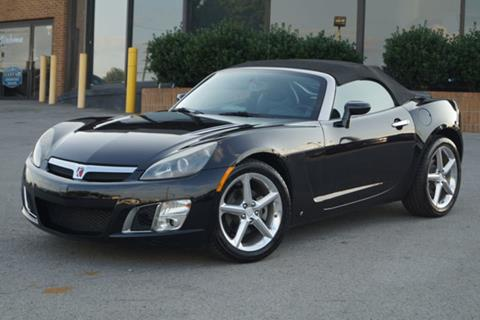 Amazing 2008 Saturn SKY For Sale In Nashville, TN