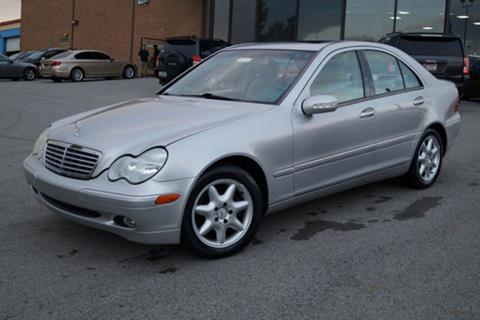 2002 Mercedes-Benz C-Class for sale in Nashville, TN