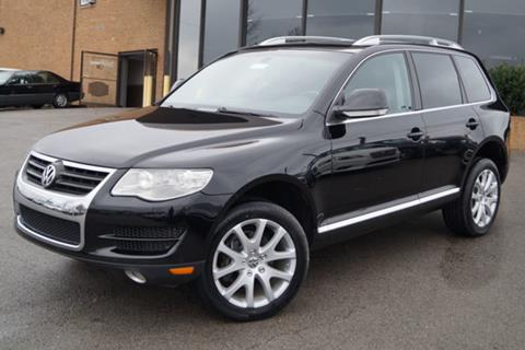 used volkswagen touareg for sale in tennessee - carsforsale®