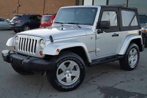 2007 Jeep Wrangler for sale in Nashville, TN