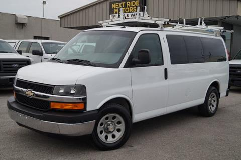 2013 Chevrolet Express Passenger for sale at Next Ride Motors in Nashville TN