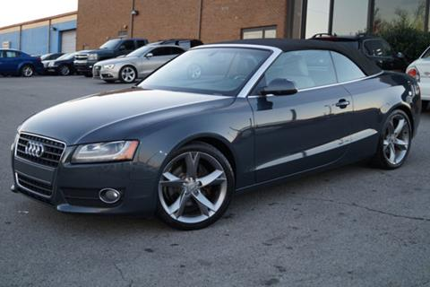 2010 Audi A5 for sale in Nashville, TN