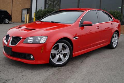 2009 Pontiac G8 for sale in Nashville, TN