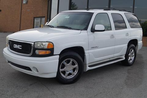 2002 GMC Yukon for sale in Nashville, TN