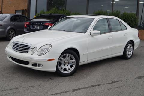 2005 Mercedes-Benz E-Class for sale at Next Ride Motors in Nashville TN