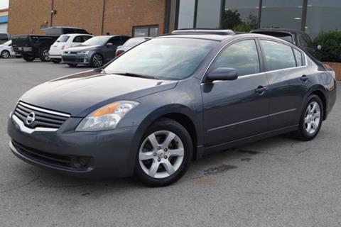 2008 Nissan Altima For Sale >> 2008 Nissan Altima For Sale In Nashville Tn