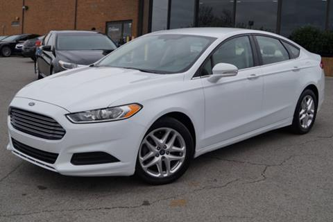 2013 Ford Fusion for sale in Nashville, TN
