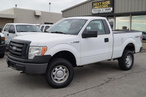 2010 Ford F-150 for sale in Nashville, TN