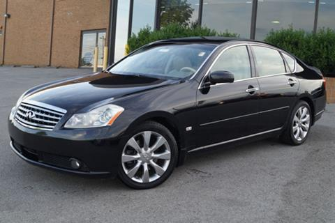 2007 Infiniti M35 for sale at Next Ride Motors in Nashville TN