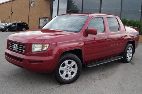 2006 Honda Ridgeline for sale at Next Ride Motors in Nashville TN