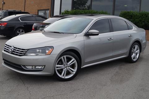 2013 Volkswagen Passat for sale in Nashville, TN