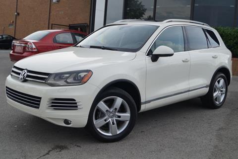 2011 Volkswagen Touareg for sale in Nashville, TN