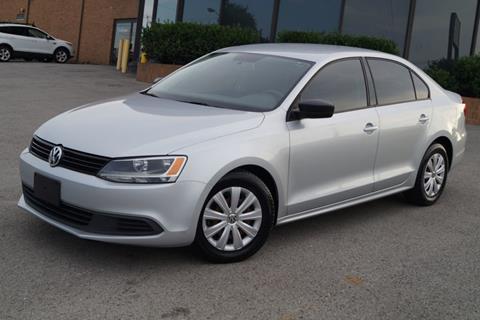 2012 Volkswagen Jetta for sale in Nashville, TN
