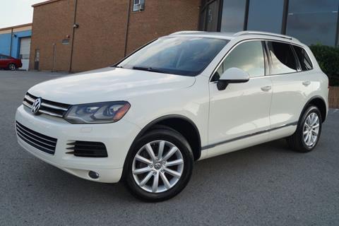 2012 Volkswagen Touareg for sale in Nashville, TN