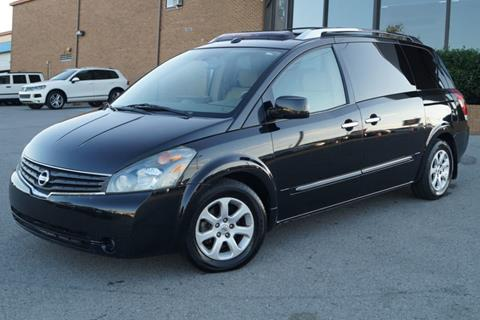 2007 Nissan Quest for sale in Nashville, TN