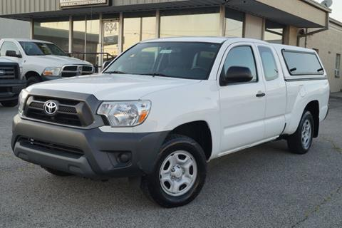2015 Toyota Tacoma for sale at Next Ride Motors in Nashville TN