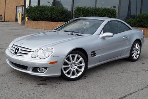 2007 Mercedes-Benz SL-Class for sale in Nashville, TN