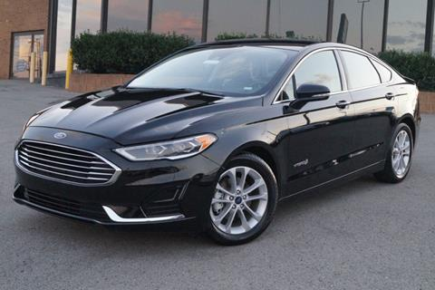 2019 Ford Fusion Hybrid for sale in Nashville, TN