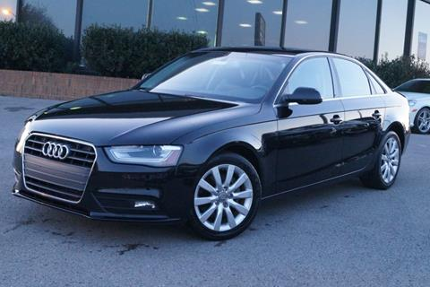 2013 Audi A4 for sale in Nashville, TN