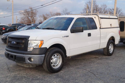 2013 Ford F-150 for sale at Next Ride Motors in Nashville TN